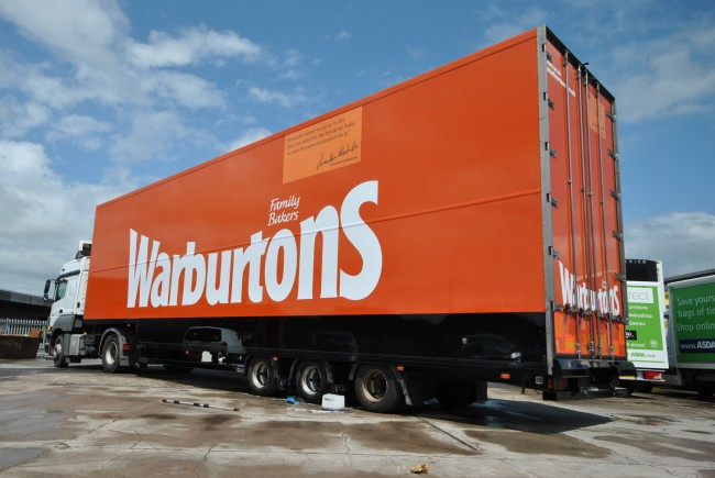 Ross Gordon Warburtons
